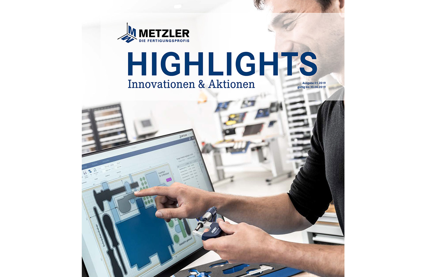 Metzler Innovationsforum Blog - neues Kundenmagazin